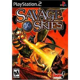 Savage Skies (PS2)
