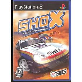 Shox: Rally Reinvented (PS2)
