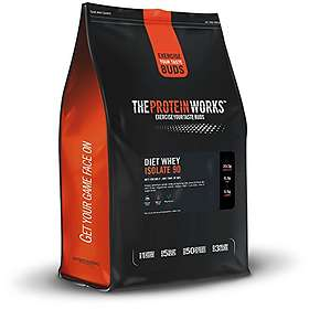 The Protein Works Diet Whey Isolate 90 4kg
