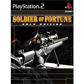 Soldier of Fortune - Gold Edition (PS2)