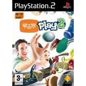 EyeToy: Play 2 (incl. Camera) (PS2)