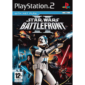 Star Wars: Battlefront II (PS2)