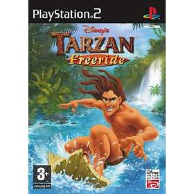 Disney's Tarzan: Freeride (PS2)