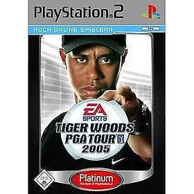 Tiger Woods PGA Tour 2005 (PS2)