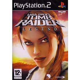 Tomb Raider: Legend (PS2)