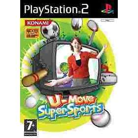U-Move: SuperSports (PS2)