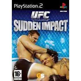 UFC: Sudden Impact (PS2)