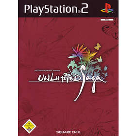 Unlimited Saga (PS2)