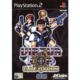 Virtua Cop - Elite Edition (PS2)