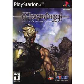 Wizardry: Tale of the Forsaken Land (PS2)
