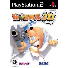 Worms 3D (PS2)