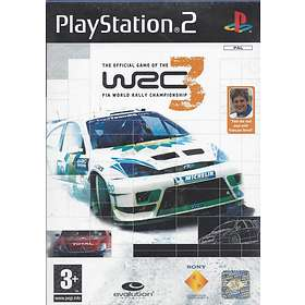 WRC 3: FIA World Rally Championship (PS2)