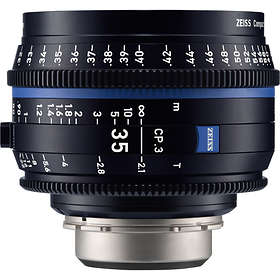 Zeiss Distagon T* 35/2,1 CP.3 Zeiss Compact Prime for PL