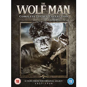 The Wolf Man - Complete Legacy Collection (UK)
