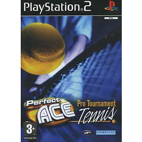 Perfect Ace Pro Tournament Tennis (PS2)