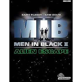 Men in Black II: Alien Escape (PS2)