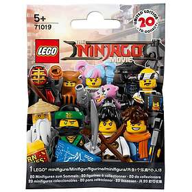 LEGO Minifigures 71019 Ninjago Movie