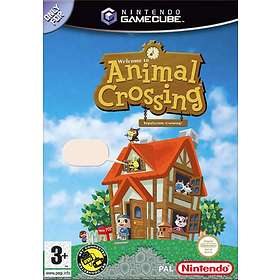 Animal Crossing (ml. Minneskort 4MB) (GC)