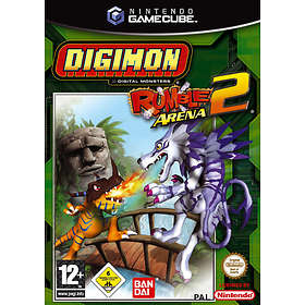 Digimon Rumble Arena 2 (GC)