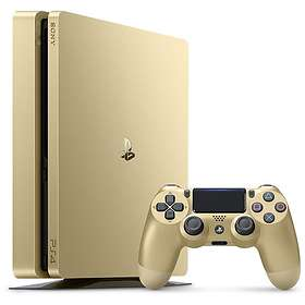 Sony PlayStation 4 Slim 500GB - Gold Edition
