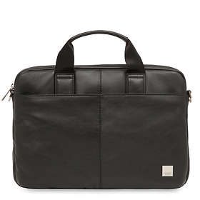 """Knomo Stanford Small Leather Briefcase 13"""""""