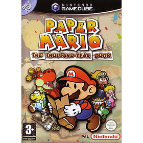 Paper Mario: The Thousand-Year Door (GC)