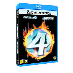 Fantastic Four - 2 Movie Collection