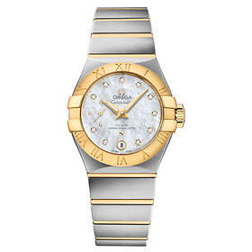 Omega Constellation Co-Axial 127.20.27.20.55.002