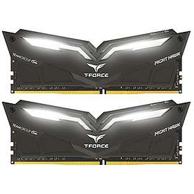 Team Group T-F NH White LED DDR4 2666MHz 2x8GB (THWD416G2666HC15BDC01)