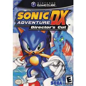 Sonic Adventure DX - Director's Cut (GC)