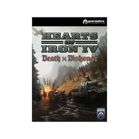 Hearts of Iron IV: Death or Dishonor (Expansion) (PC)