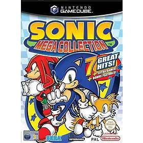 Sonic Mega Collection (GC)