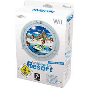 Wii Sports Resort (+ Wii MotionPlus) (Wii)