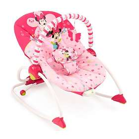 Ingenuity Bright Starts Minnie Mouse Baby To Big Kid Rocking Seat