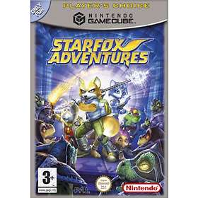 Star Fox Adventures (USA) (GC)