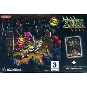 The Legend of Zelda: Four Swords Adventures (incl. GBA Linkkabel) (GC)