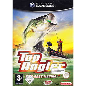 Top Angler: Real Bass Fishing (GC)