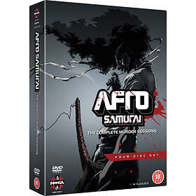 Afro Samurai - The Complete Murder Sessions (UK)