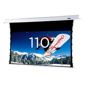 "Dimension Screens Andromeda Electric Tab-Tension Pure White 16:9 110"" (244x137)"