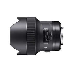Sigma 14/1.8 DG HSM Art for Canon