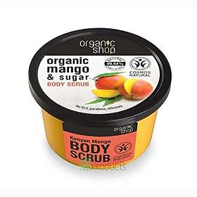 Organic Shop Body Scrub 250ml