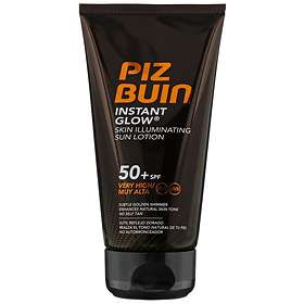 Piz Buin Instant Glow Skin Illuminating Sun Lotion SPF50 150ml