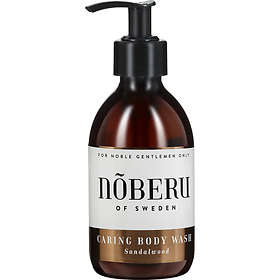 Noberu of Sweden Caring Body Wash 250ml