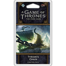 A Game of Thrones: Korttipeli (2nd Edition) - Tyrion's Chain (exp.)