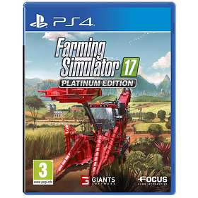 Farming Simulator 17 - Platinum Edition (PS4)