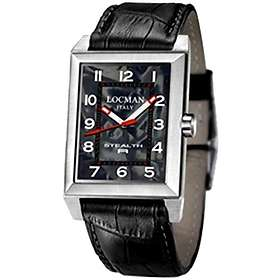Locman Italy Stealth 024100MKNWH2PSK