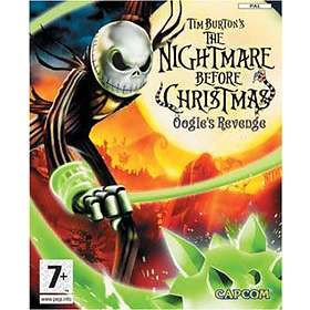 The Nightmare Before Christmas: Oogie's Revenge (Xbox)