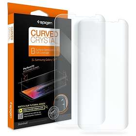 Spigen Curved Crystal Screen Protector HD for Samsung Galaxy S8