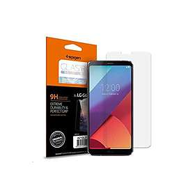 Spigen GLAS.tR SLIM Premium Tempered Glass for LG G6