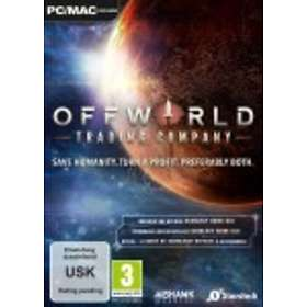 Offworld Trading Company: Jupiters Forge (Expansion) (PC)